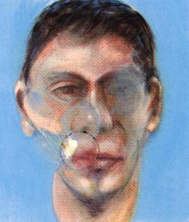 Фрэнсис Бэкон. Портрет молодого человека