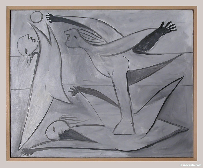 Пабло Пикассо. Сюжет 49
