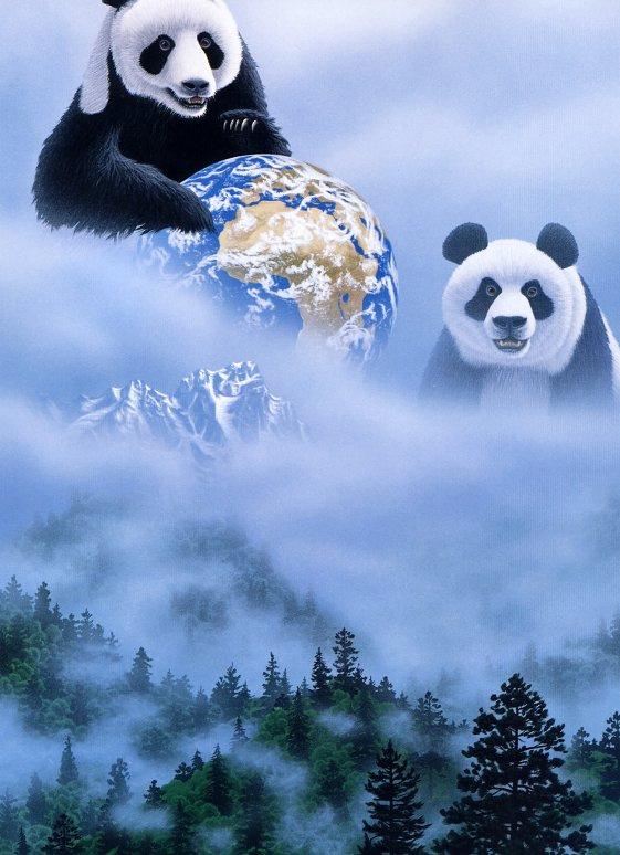 William Schimmel. Panda