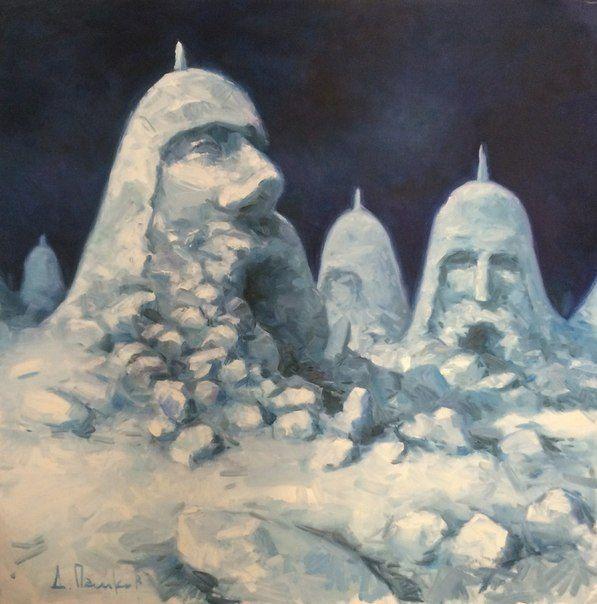Dmitry Pashkov. Untitled