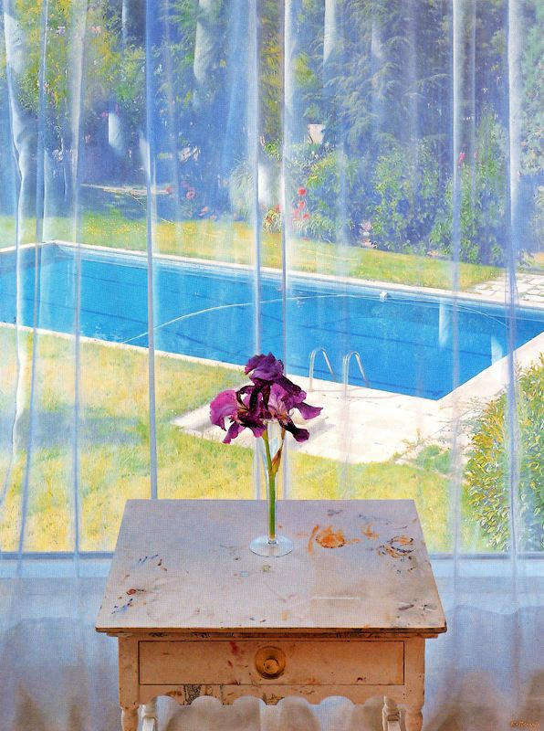 Эдуардо Наранхо. Цветок