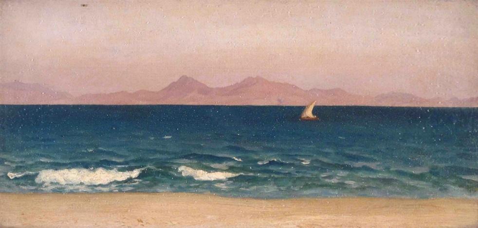 Frederic Leighton. Coast of Asia Minor