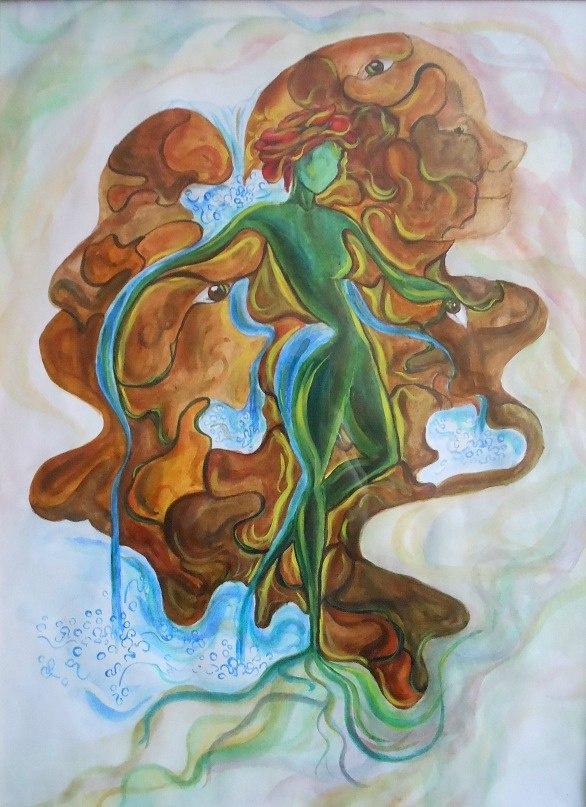 Erica Fox. Dance of life