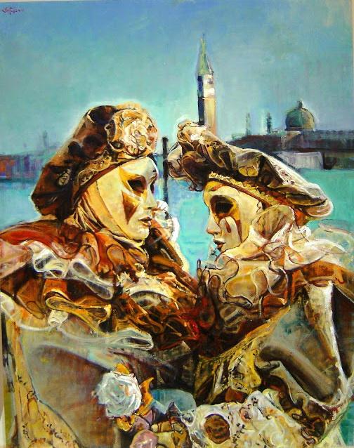 Ортолан Марко. Романтическая Венеция