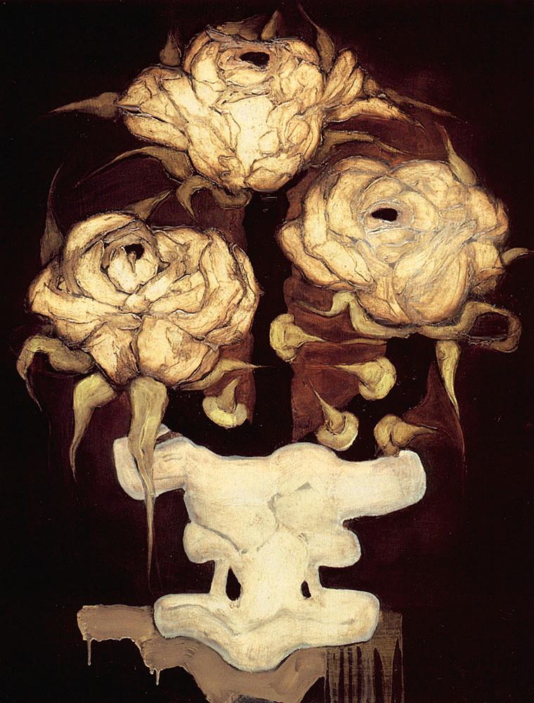 Brenda Barnum. Roses