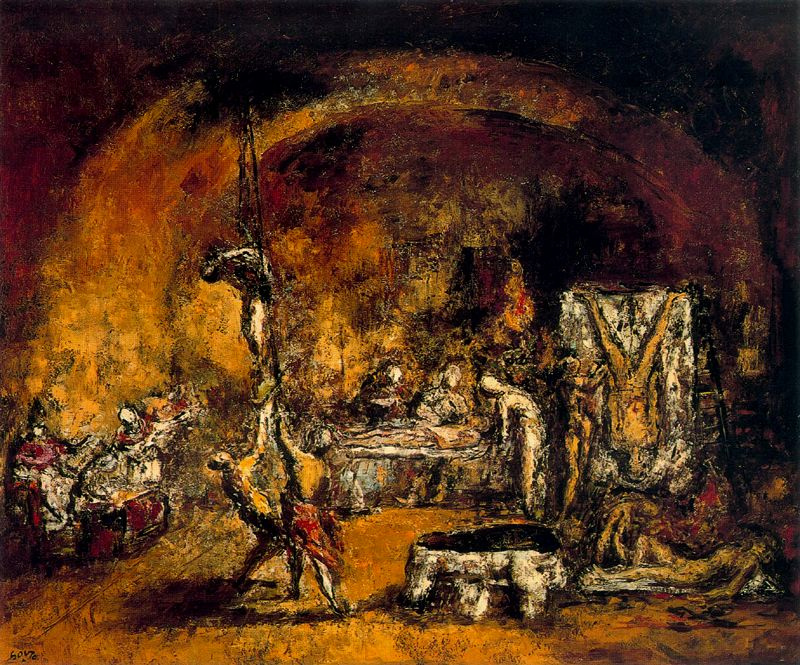 Артуро Соуто. Мрак