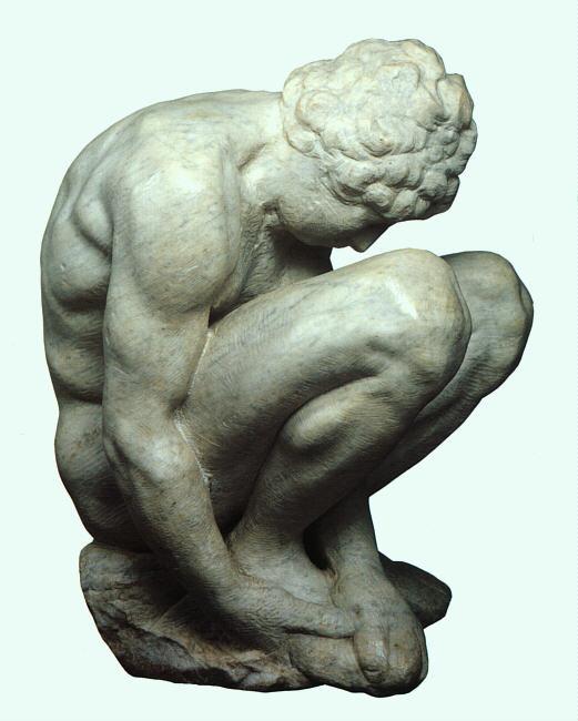 Микеланджело Буонарроти. Сюжет 7