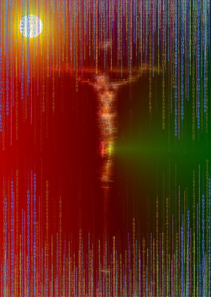 "Arthur Glechyan. LIGHT - ""LIGHT"" - Yeshua Ha Notsri (ישוע הנוצרי) from Nazareth - Ἰησους Ναζαρηνος."