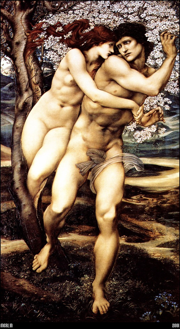 analysis of adam and eve