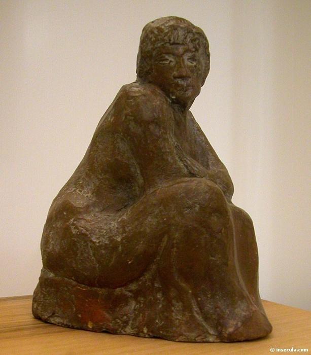 Пабло Пикассо. Фигура женщины