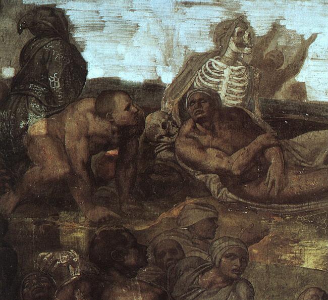 Микеланджело Буонарроти. Сюжет 14