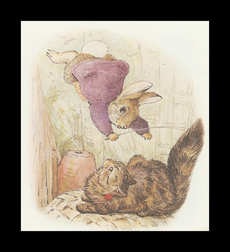 Бенджамин и Кролик Питер Банни. Сказка о кролике Питере 12