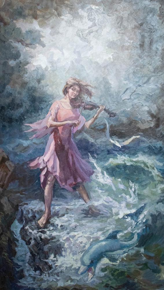 Alexey Alekseevich Drilev. Dear Paganini
