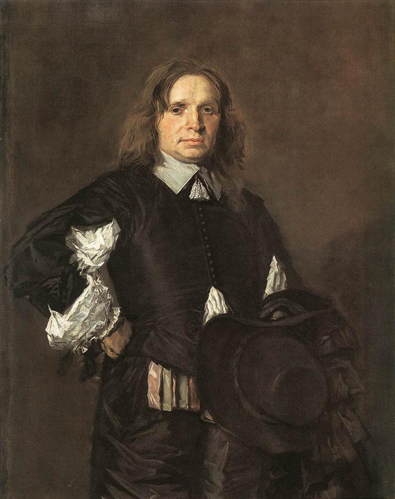 Франс Халс. Портрет мужчины