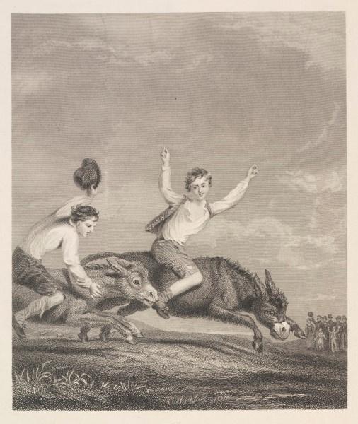 Thomas Gainsborough. Race