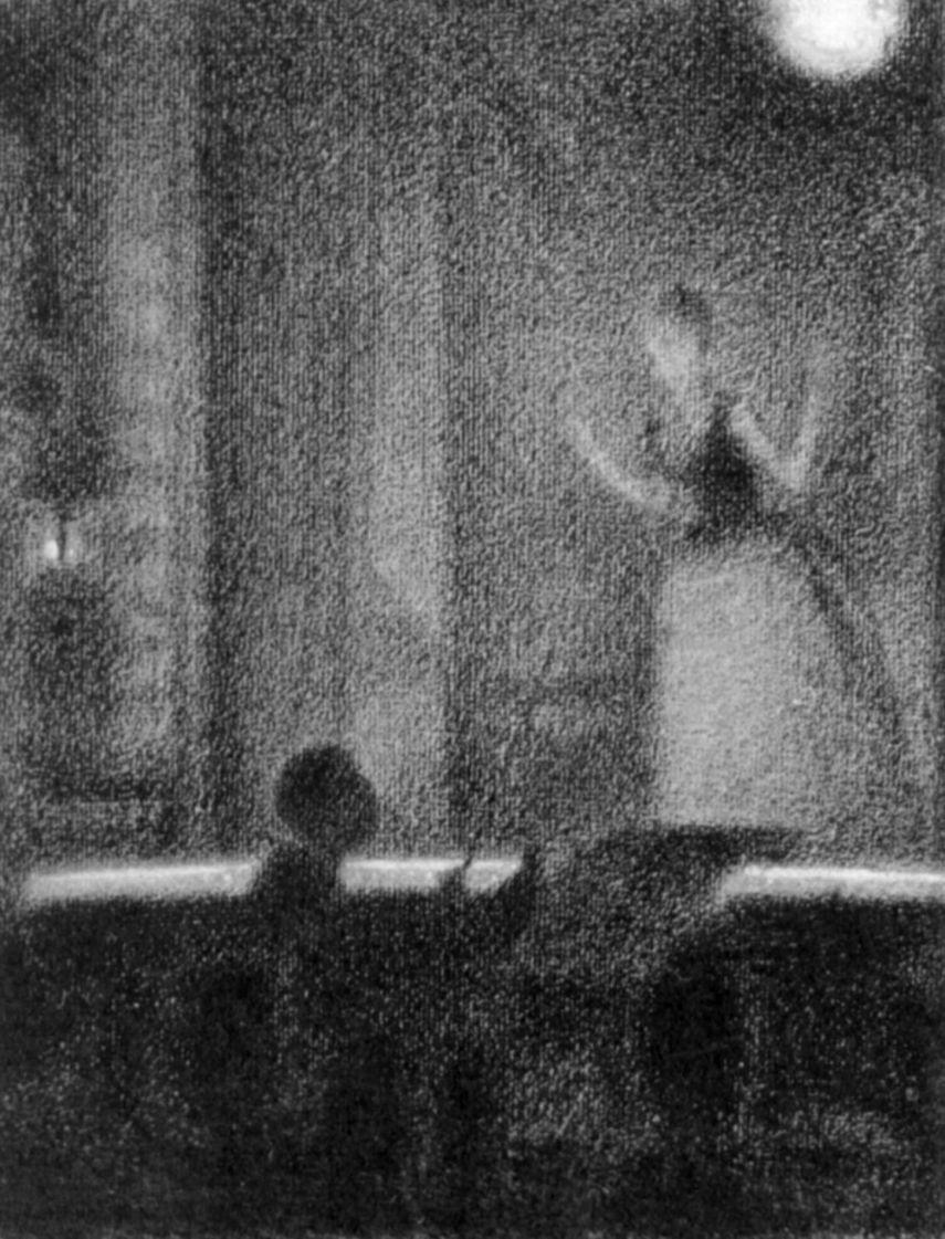 Georges Seurat. Joy Rochechouart