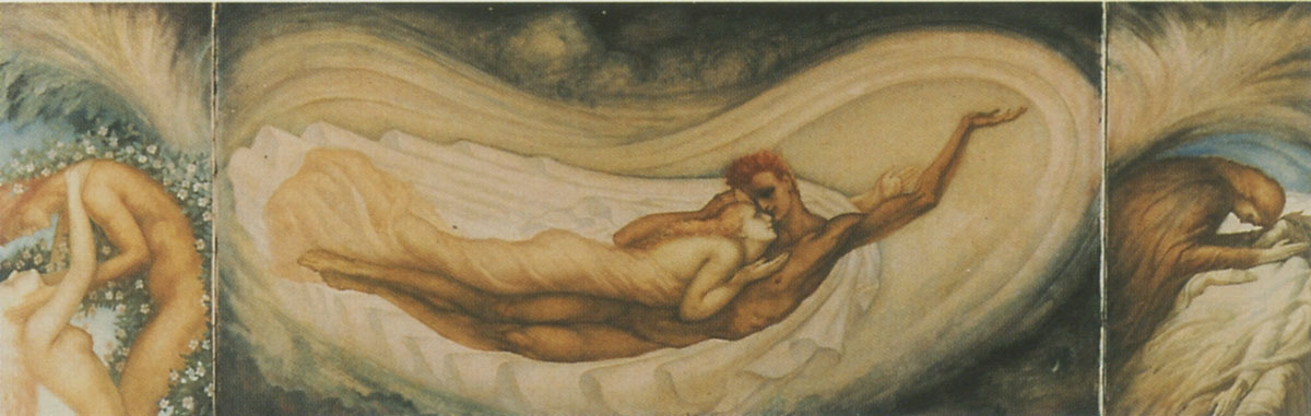 Жан Дельвиль. Мечта о любви. Триптих