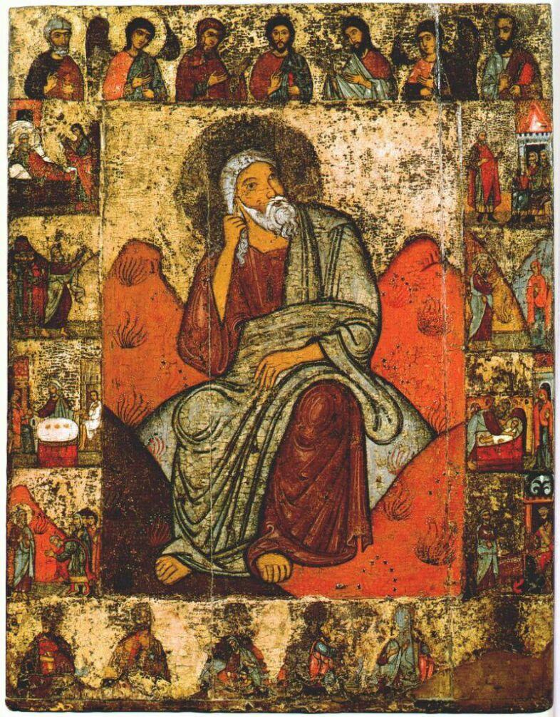 Илья-пророк. Пророк Илия