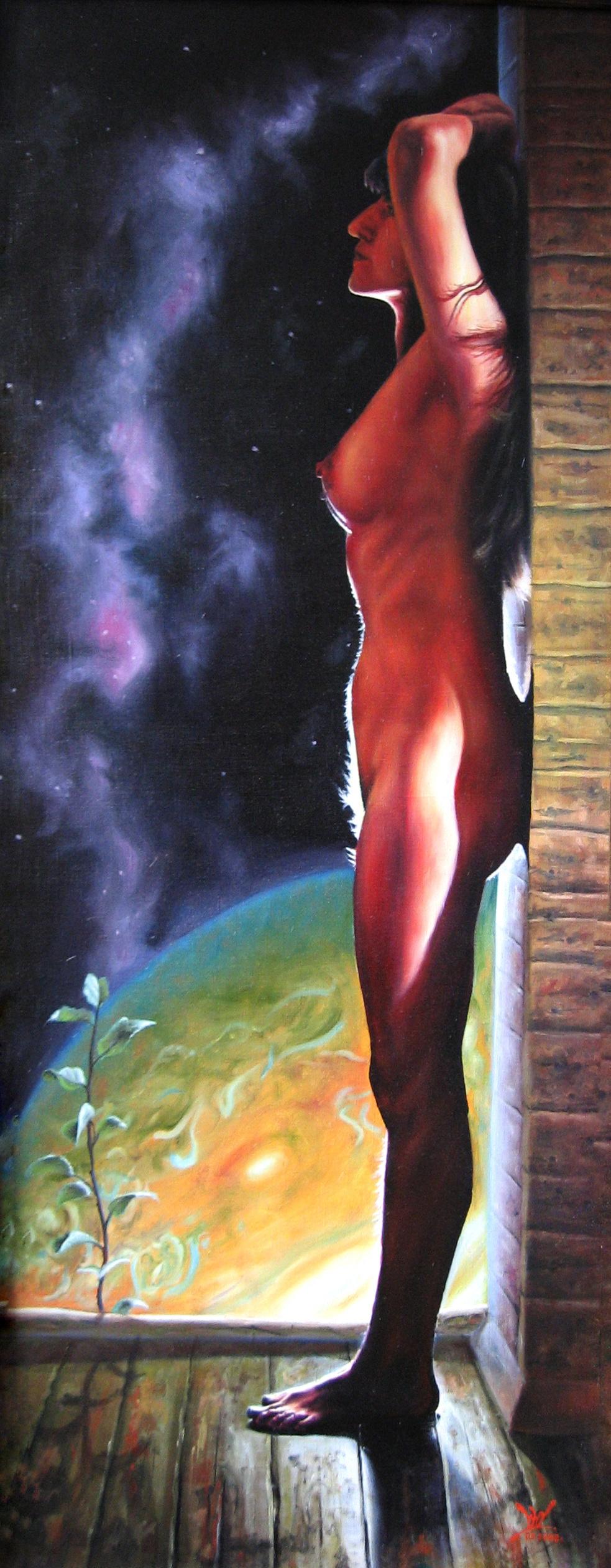 Вячеслав Юрьевич Шайнуров. On the threshold