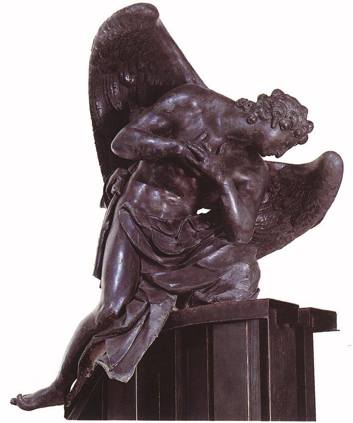 Georg Raphael Donner. Angel