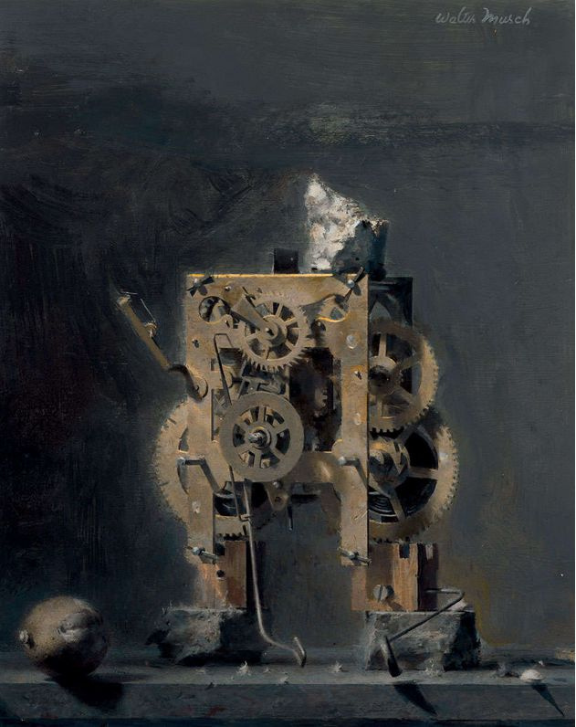 Уолтер   Танди Мерч. Часы