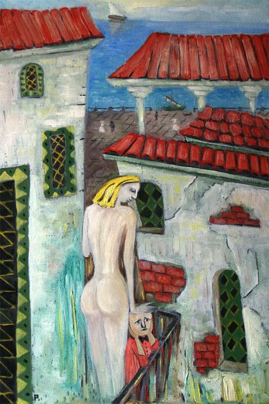Svyatoslav Ryabkin. Poet slightly crushed by the muse