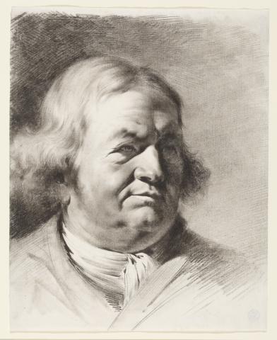 Жан-Жак де Буассье. Портрет Жан-Батиста де Буассьё