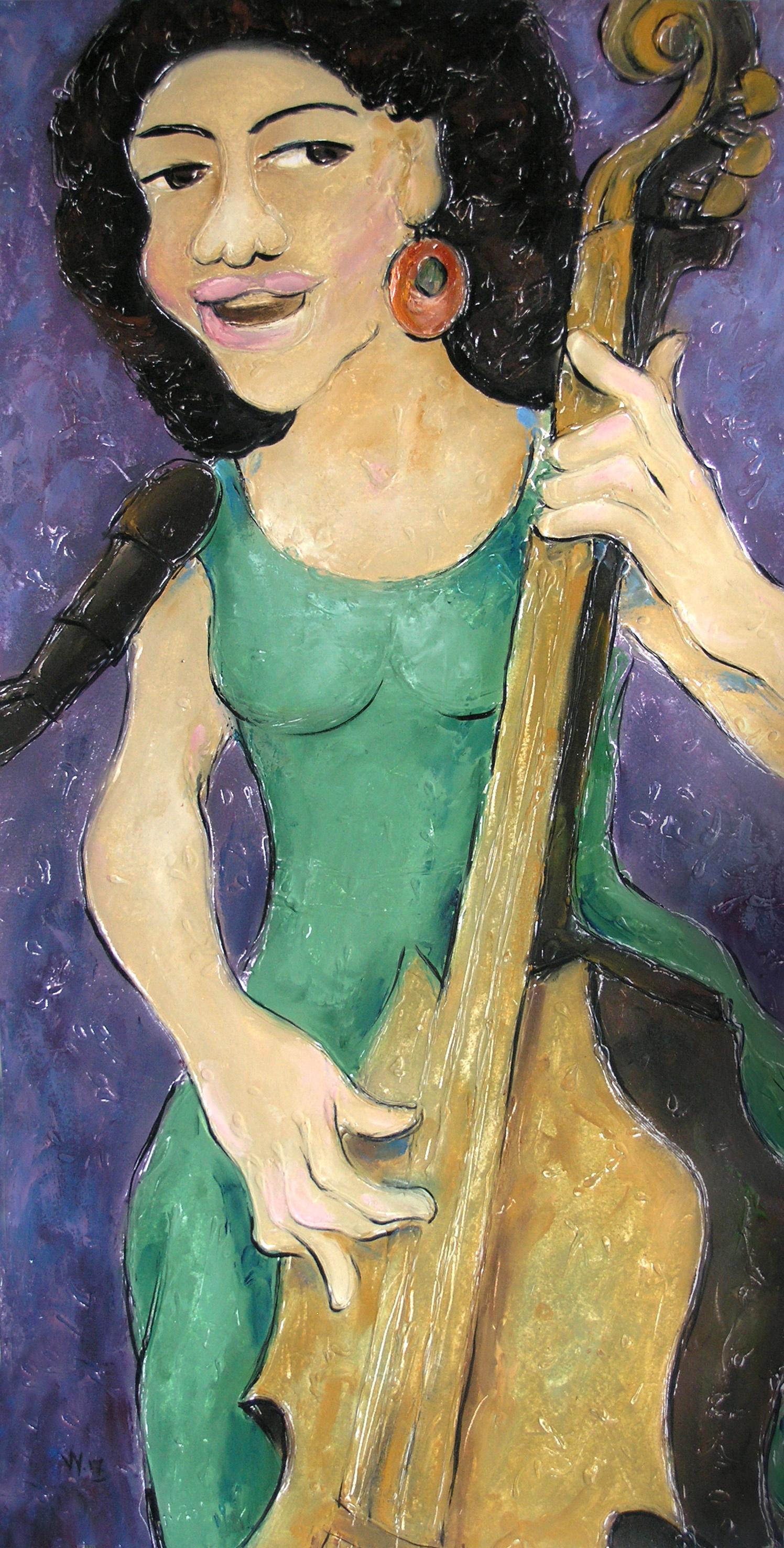 Valentina Evmenenko. Musician