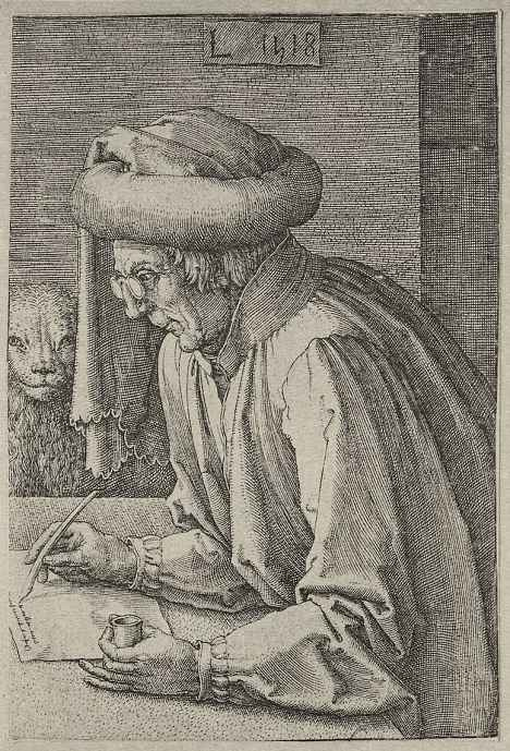Лукас ван Лейден (Лука Лейденский). Четыре евангелиста