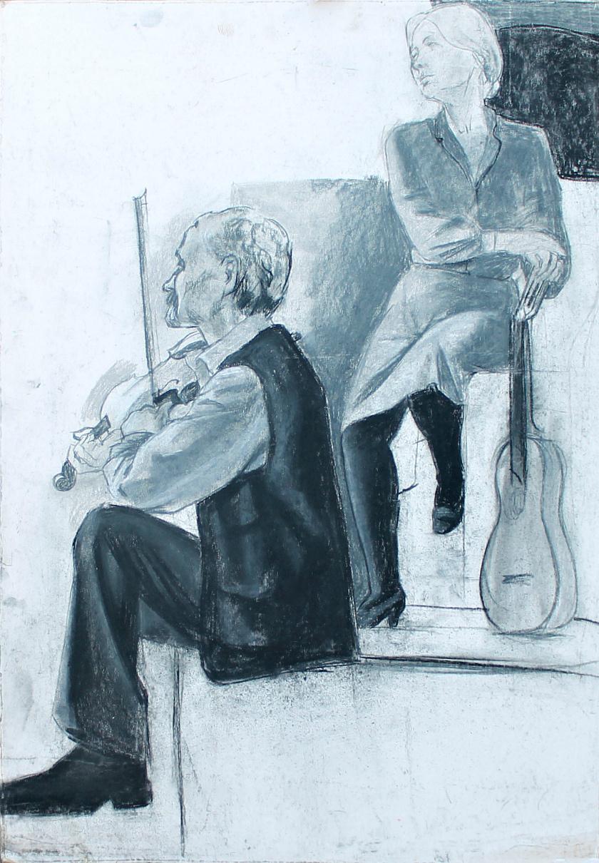 Henry Konstantinovich Bagrov. Musicians