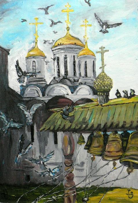Сергей Николаевич Ходоренко-Затонский. Bell ringing