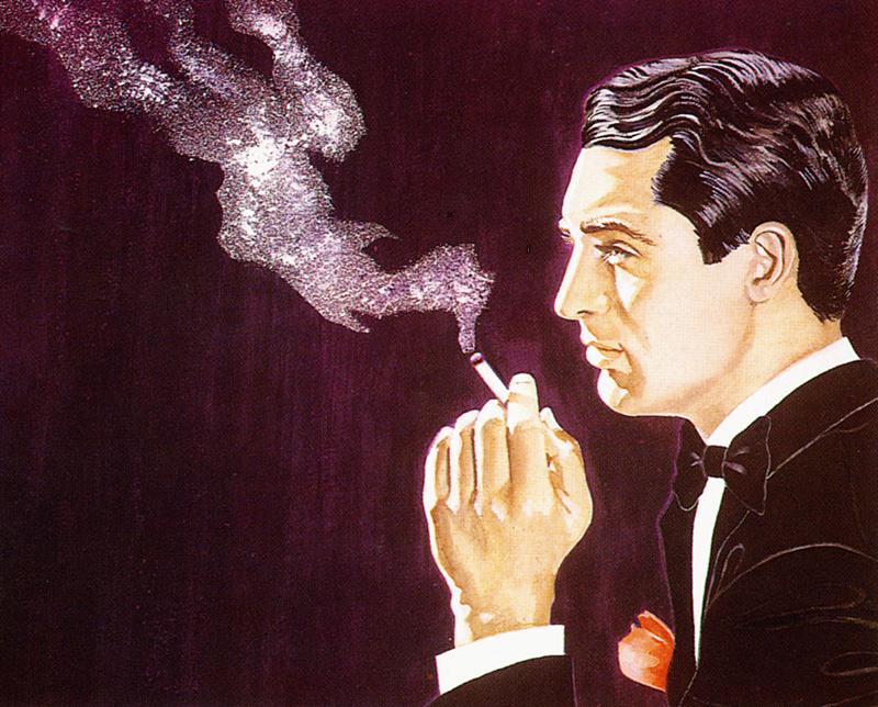 Lori Nelson Field. Smoke