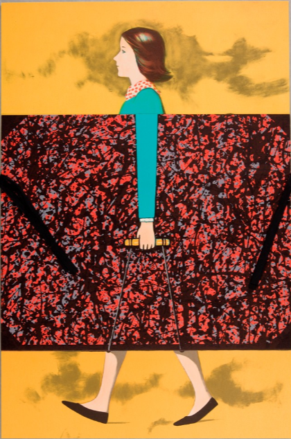 Dorothea Tunning. Portfolio (Schoolgirl)