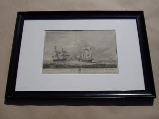 Jan Kobell. Kaperkapitein Sextroh verovert een Britse paketboot.