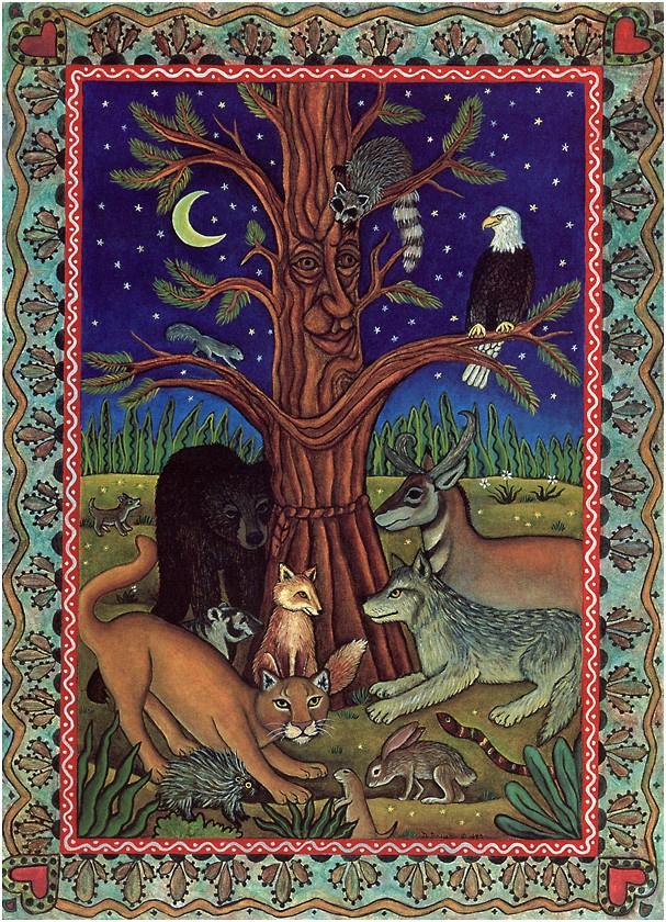 Диана Брайер. Конвенция животных