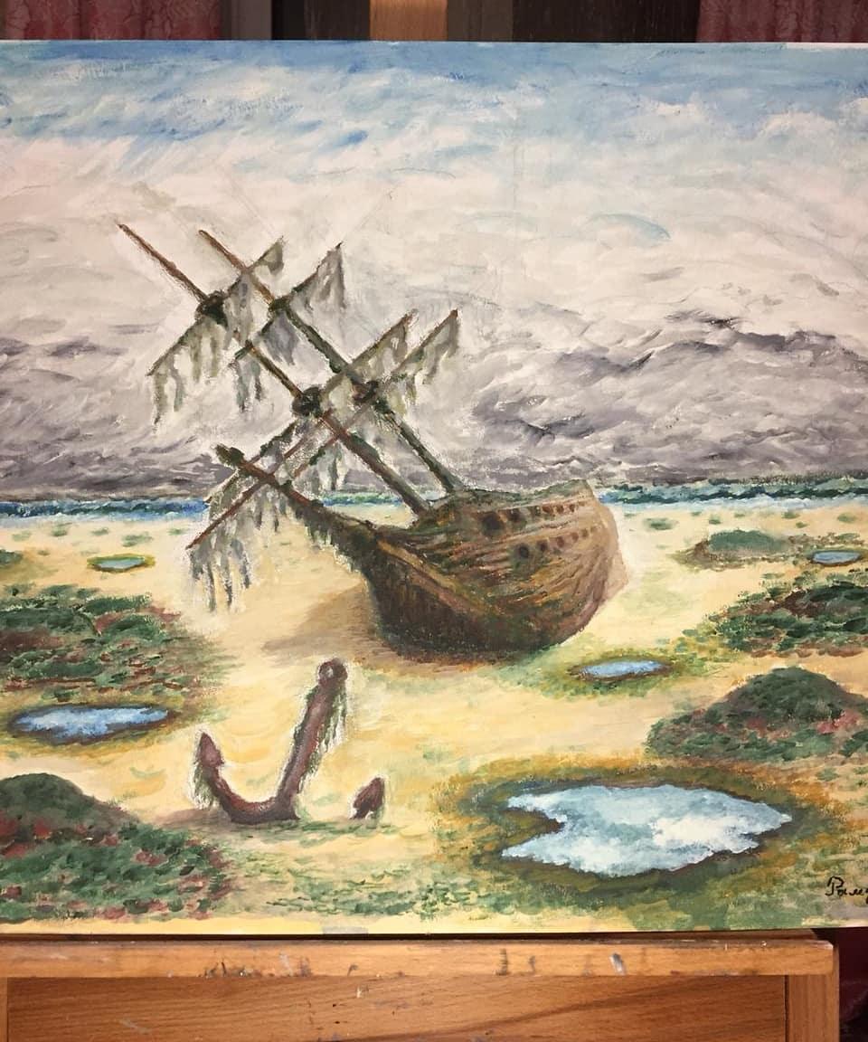 Ramses Arsenovich Tlyakodugov. Low tide, demons