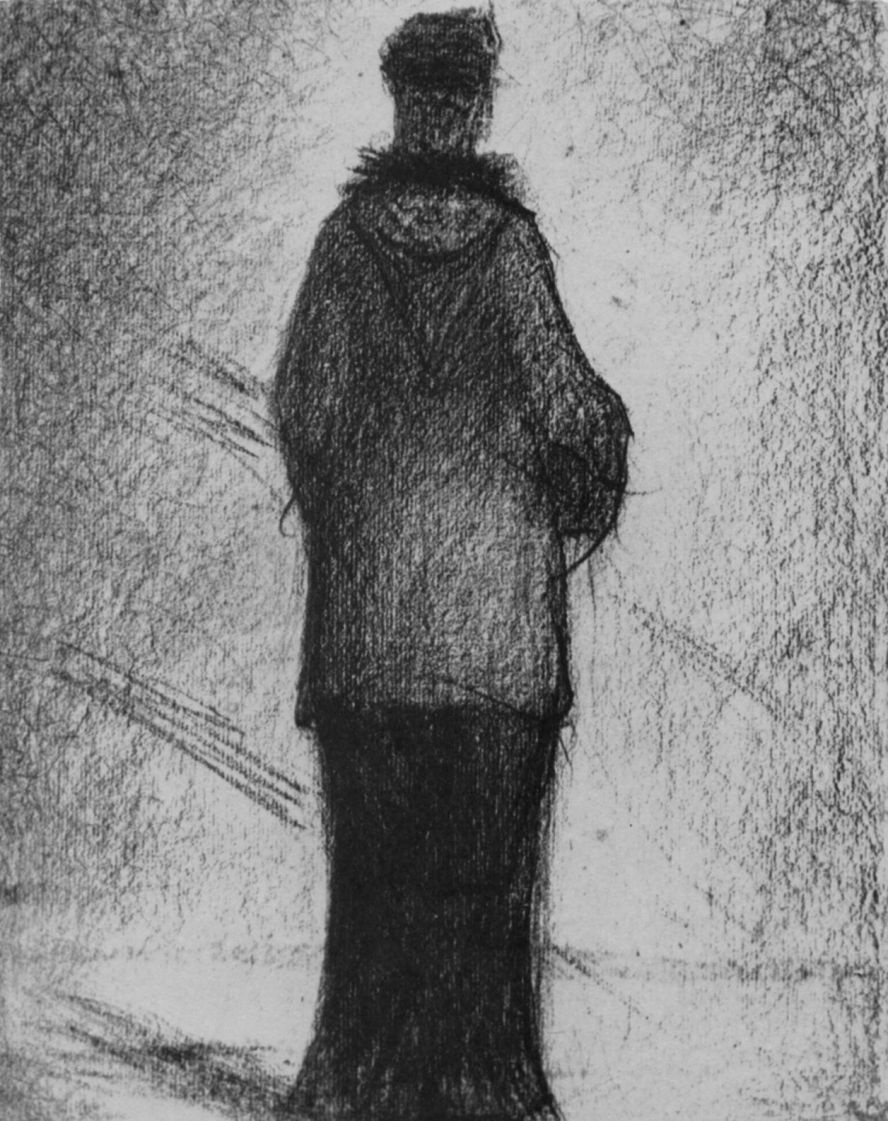 Georges Seurat. Hood