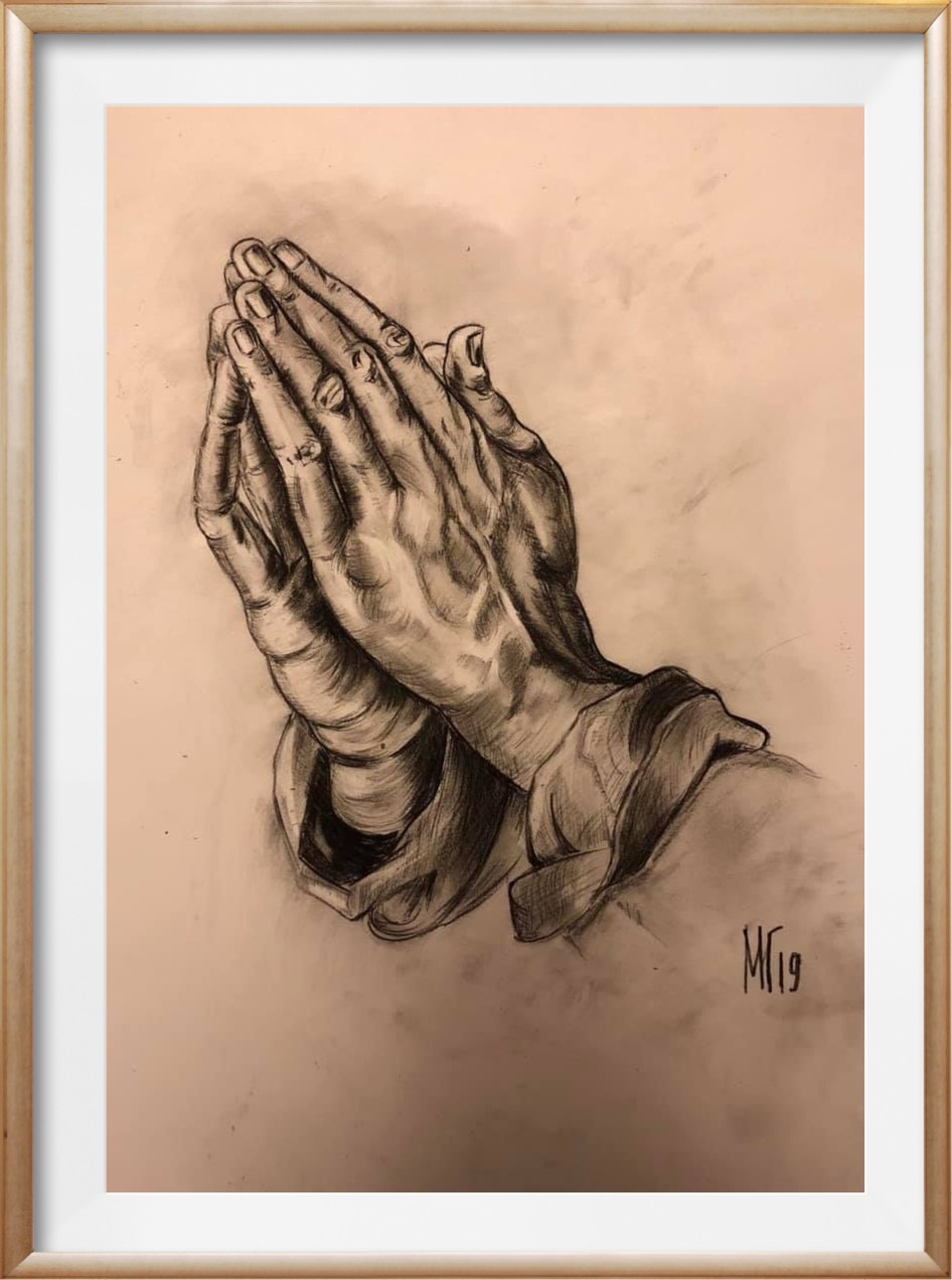 Maria Grekova. Hands