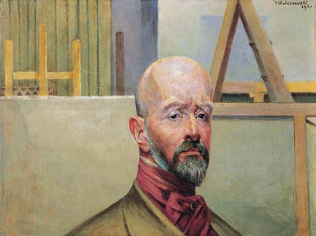 Яцек Мальчевский. Мой портрет (Автопортрет)
