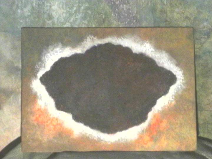 Alexander Vladimirovitch Efremov. Black Hole of the Universe