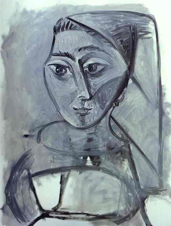 Пабло Пикассо. Сюжет 24