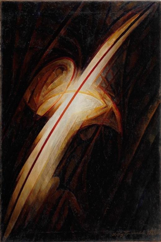 Ivan Alexandrovich Kudryashov. Glow (Luminescence)