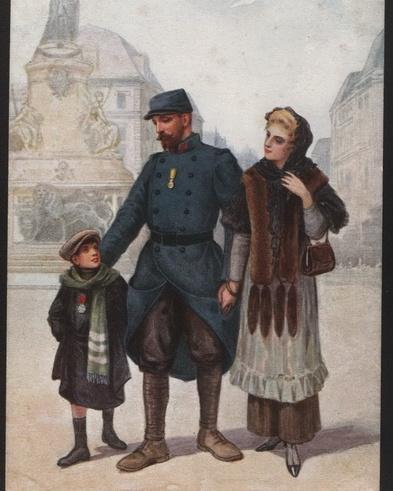 Сергей Сергеевич Соломко. Медаль за храбрость и крест за усердие