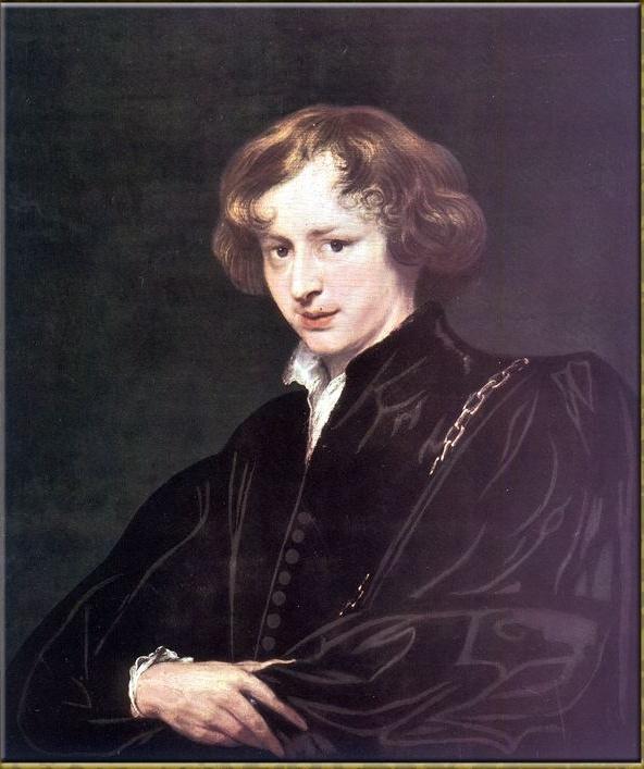 Антонис ван Дейк. Портрет молодого художника