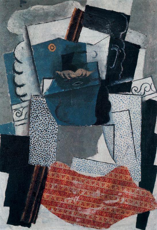 Пабло Пикассо. Сюжет 101