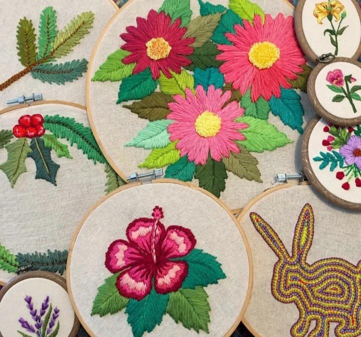 Irina Vladimirovna Gavrichkova. Embroidery ??? Sketch #Gavrich?
