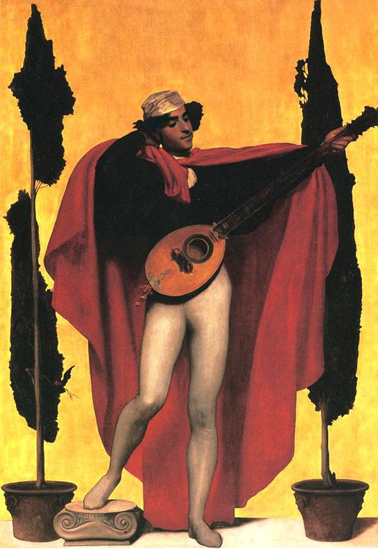 Frederic Leighton. Music