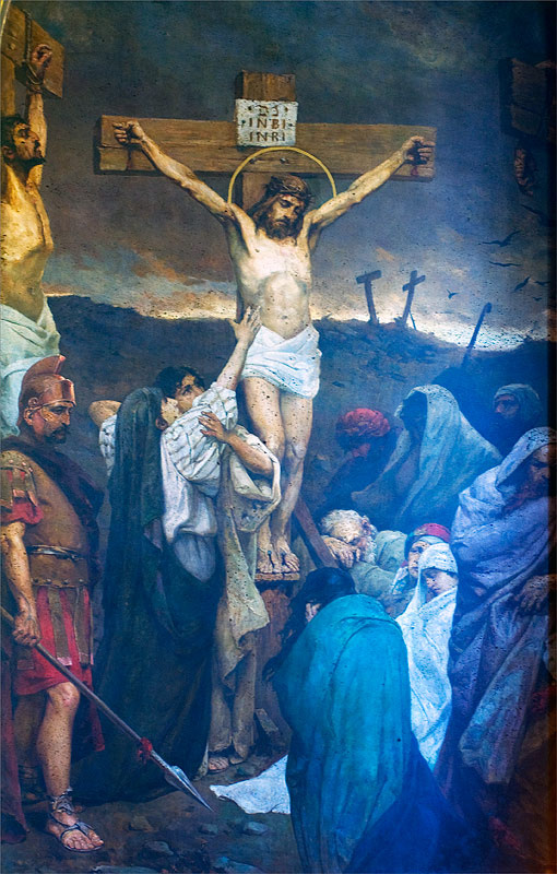 information of crucifixions essay