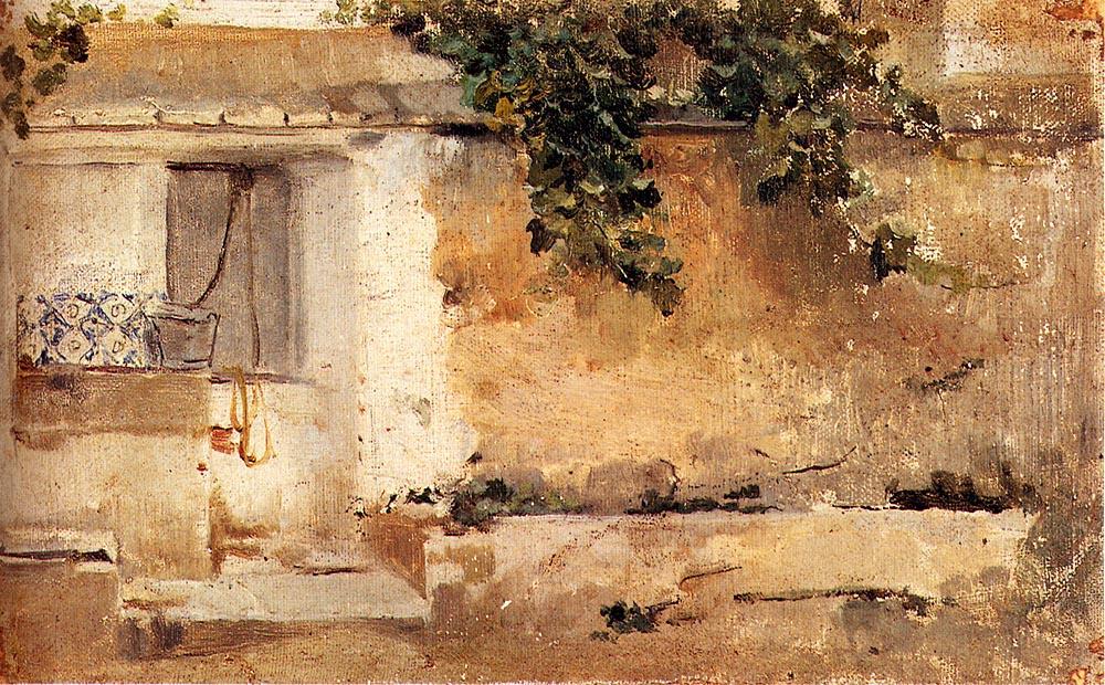 Хоакин Соролья (Соройя). Сельский дом в Валенсии