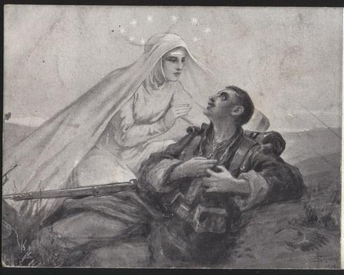 Сергей Сергеевич Соломко. Дева-утешительница